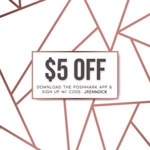 Tops - $5 OFF With Code : JRENNOCX